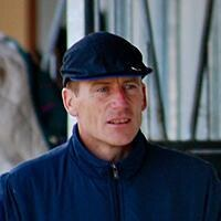 Johnny Murtagh, Thoroughbred Trainer, Kildare Town, IRELAND